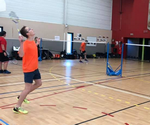 Championnat de district de badminton 2019