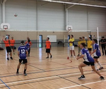 Championnat de district : volley-ball 2019